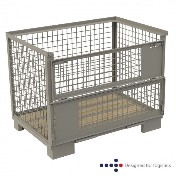 Gitterbox DB Europool - nach DIN 15155/8 - UIC 435-3