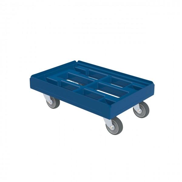 Transportroller blau geschlossen - Favorit 610 x 410 mm