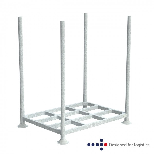 Rungenpalette - 1030 x 1400 mm - feuerverzinkt